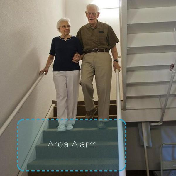 Area alarm